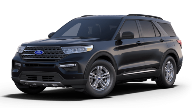 New 2020 Ford Explorer XLT SUV for Sale in Palatka, FL, at Beck Ford Lincoln
